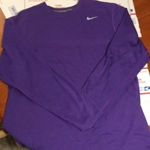 Nike Drifit long sleeve shirt